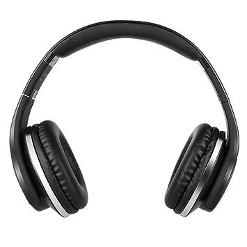 Creative nueva versión auriculares inalámbricos, auriculares Bluetooth, 2 en 1 altavoz Bluetooth inalámbrico auricular