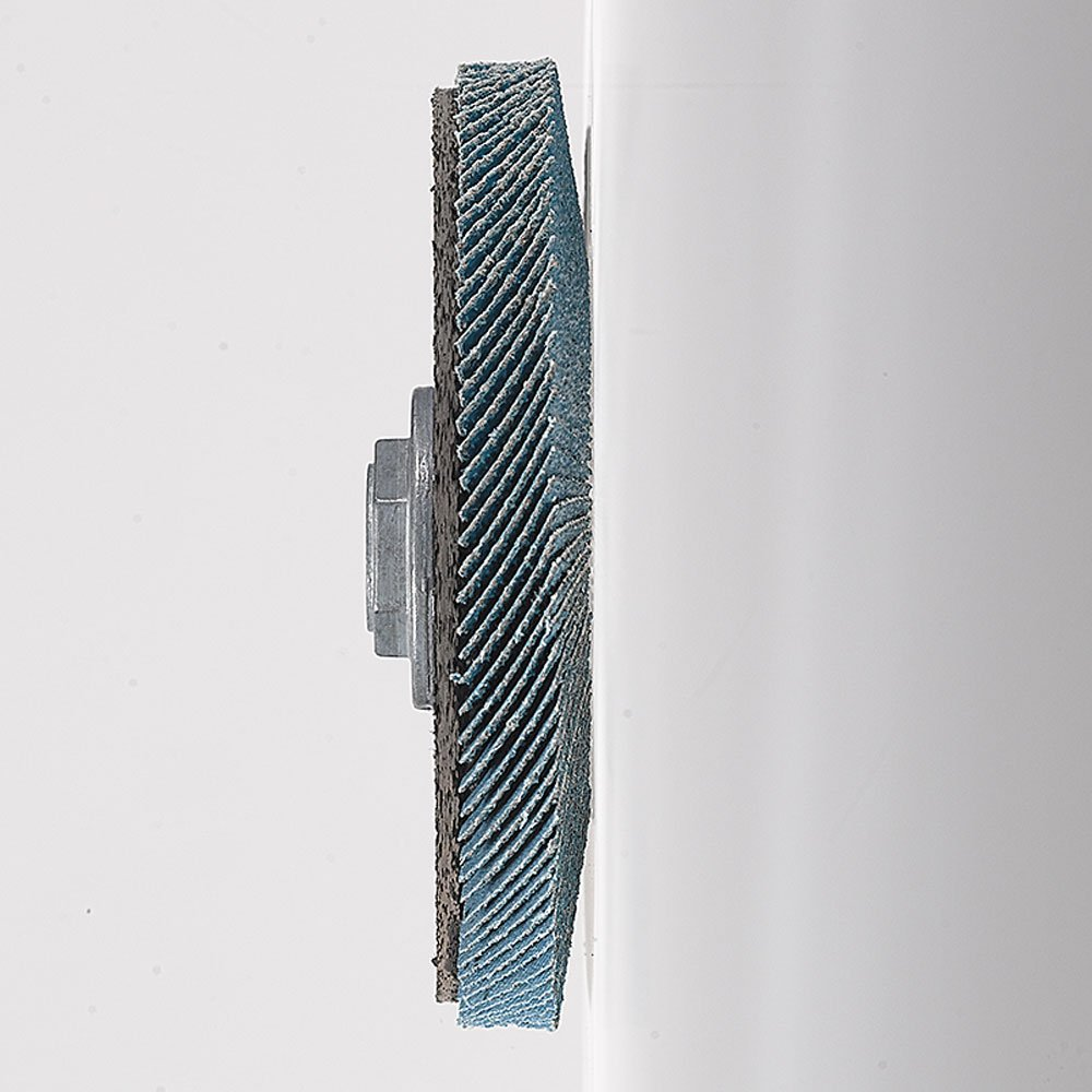Mercer Industries 332H040 Zirconia Flap Disc High Density Type 29 Grit 40 10 Pack 4-1//2 x 5//8-11