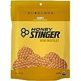 Honey Stinger Organic Mini Waffles, Honey, Sports Nutrition, 5.3 Ounce (Pack of 1)