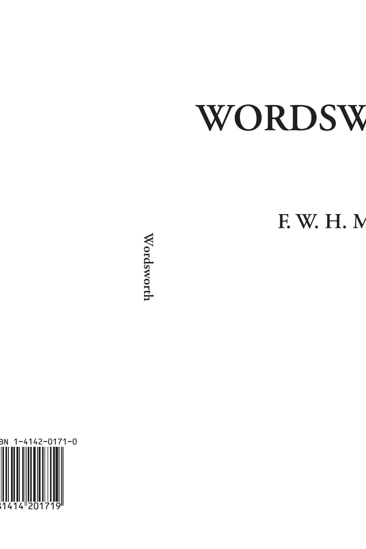 Download Wordsworth PDF