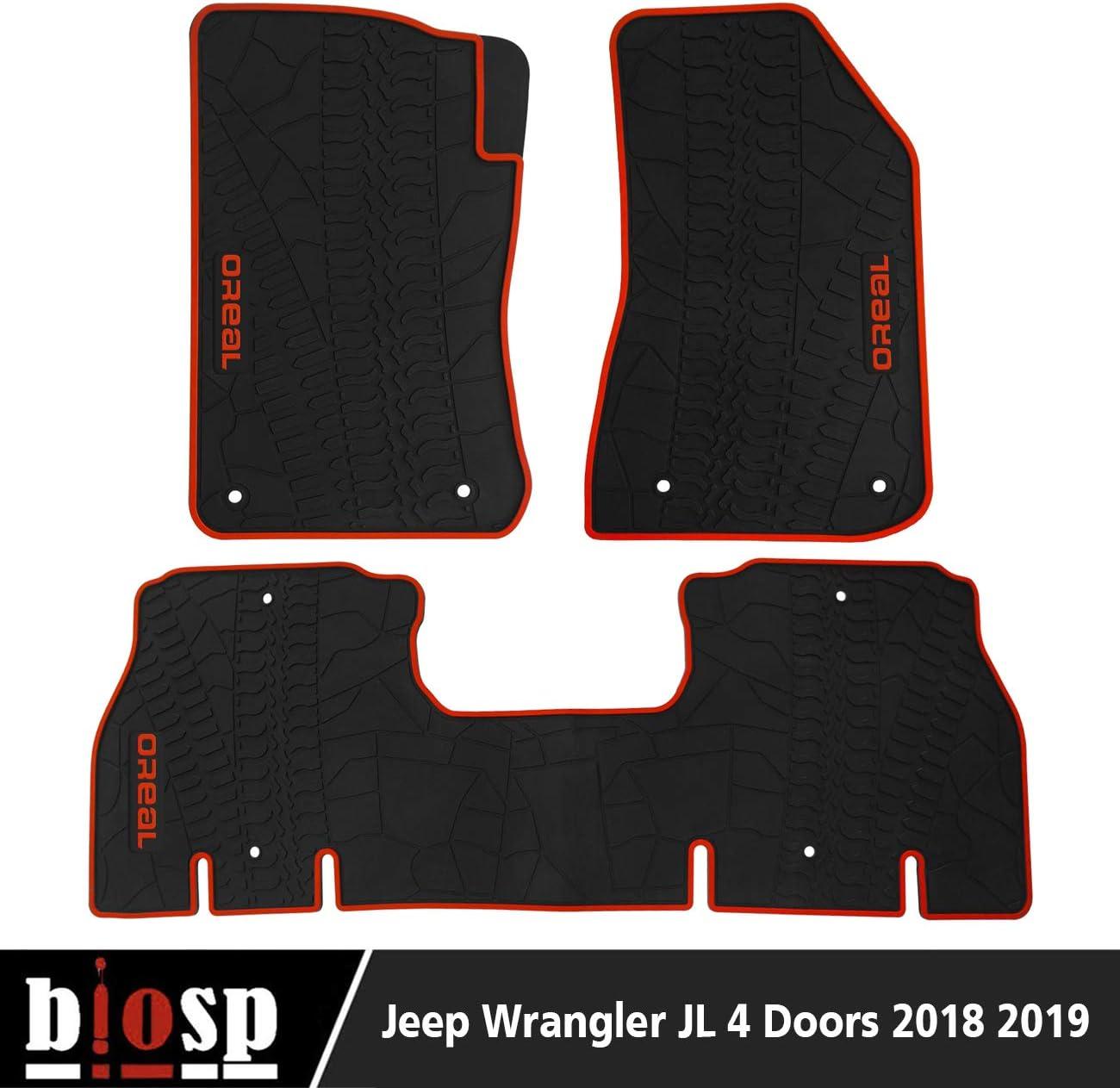 Automotive Interior Accessories for 2018 Jeep Wrangler JL 4-Door ...