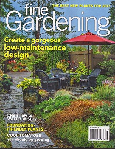 Fine Gardening Magazine June 2017