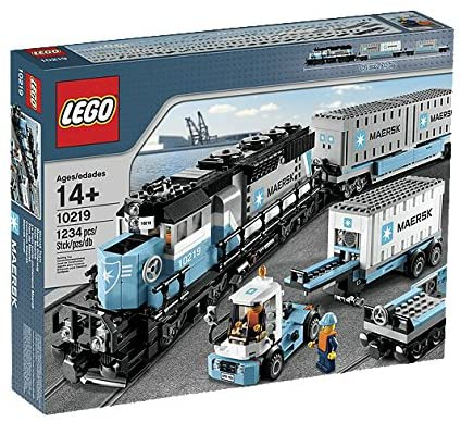 Top 9 Best LEGO Train Sets Reviews in 2020 3