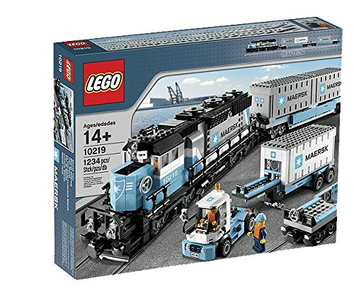 LEGO-Creator-Maersk-Train-10219-Discontinued-by-manufacturer