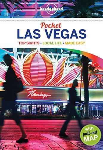 Lonely Planet Pocket Las Vegas  Travel Guide