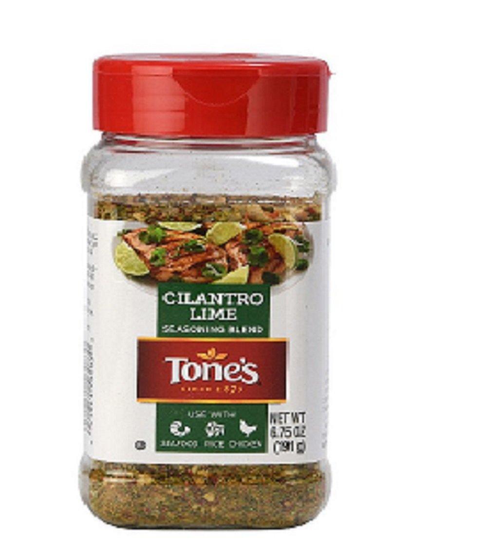 Tones Cilantro Lime Seasoning 6.75 oz. by Tone's (Image #1)