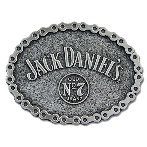 mens jack daniels belt buckle - 2