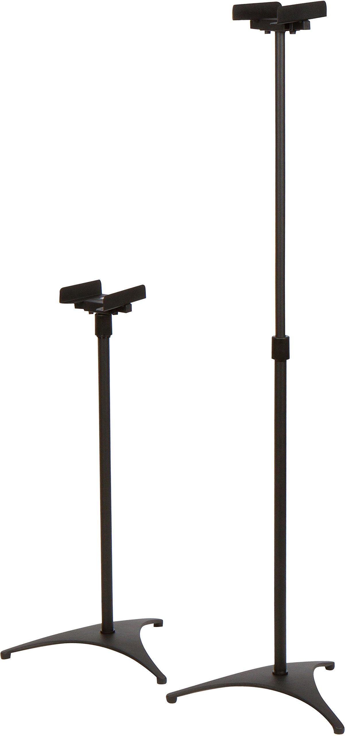Trademark Innovations Adjustable Speaker Stands for Surround Sound (Set of 2) by Trademark Innovations