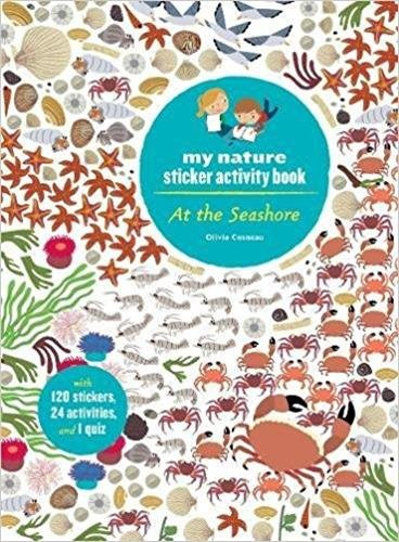 Book Animals Activity Sea (At the Seashore: My Nature Sticker Activity Book)