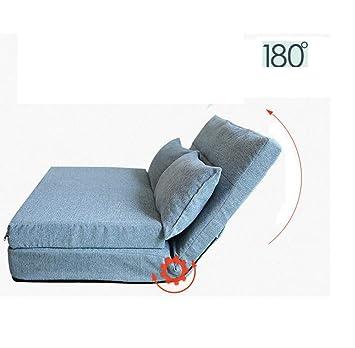 Fine Amazon Com Hfftlh Lazy Sofa Foldable Washable Tatami Single Evergreenethics Interior Chair Design Evergreenethicsorg