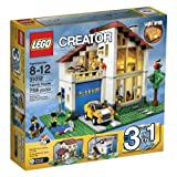 LEGO Creator Family House – Construction Games (Multicolor, 8 Year (S), 756 PC (S), 12 Year (S))