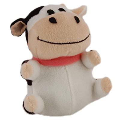 "Natsume Harvest Moon Tree of Tranquility 10th Anniversary 6.5"" Plush: Cow: Toys & Games"