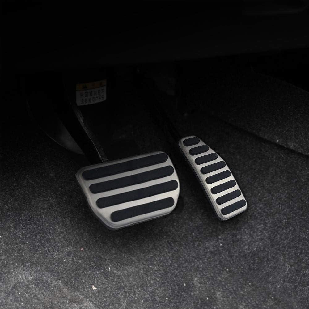 per Suzuki Swift Sport Ignis Alto Grand Vitara 2005-2019 Jimmy 2018-2020 zxhLSA Pedaliera per Auto Antiscivolo Pedale dellacceleratore Copertura del Pedale in Metallo per Auto