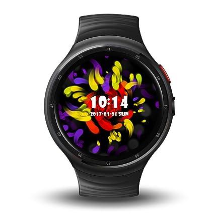 Amazon.com: LEMFO lems1 Reloj Inteligente, Smart Watch ...