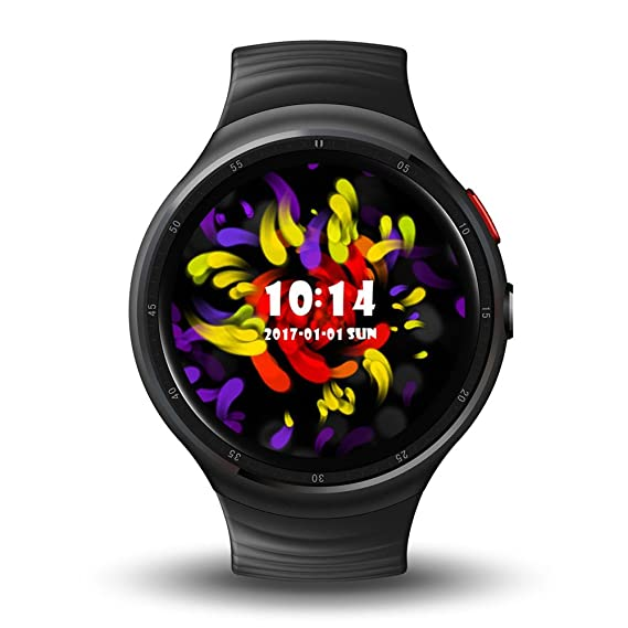 Amazon.com: LEMFO LES1 Smart Watch Android 5.1 Wrist Band ...