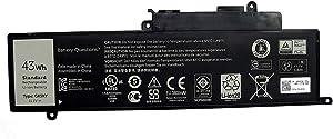 BOWEIRUI Replacement Laptop Battery for Dell GK5KY (11.1V 43Wh 3800mAh) Inspiron 11 3147 3000 3148 3152 3157 13 7000 7347 7348 7352 7353 7359 15 7558 7568 Series 04K8YH RHN1C 092NCT 451-BBKK