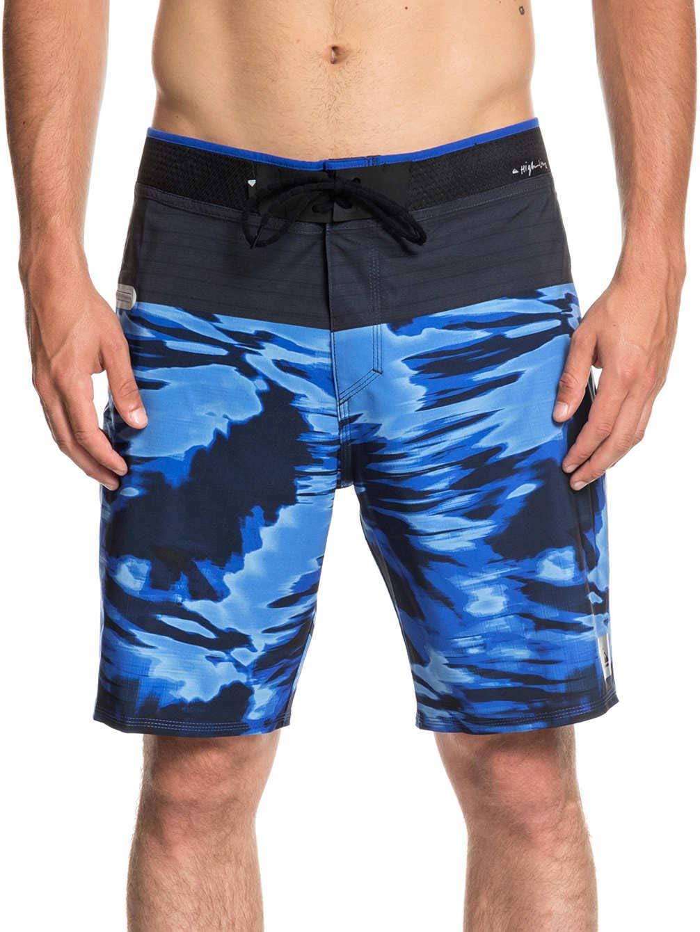 QuikSilber Highline schwarzout 19 19 19  Boardshorts Blau EQYBS04075 B07NXYGYKD Shorts Wirtschaftlich und praktisch fdb145