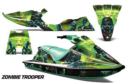 1996 Seadoo Xp >> Amazon Com 1994 1996 Seadoo Xp Seadoo Amrracing Jet Ski Graphics