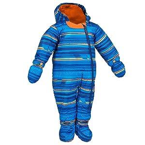 Jupa Pacha One-Piece Ski Suit Toddler Boys