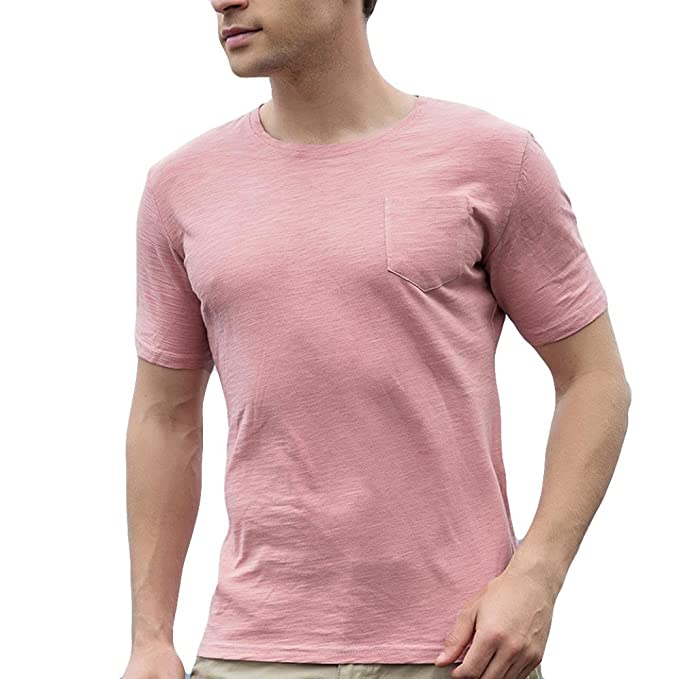 Amazon.com: iYYVV - Camiseta de manga corta para hombre ...