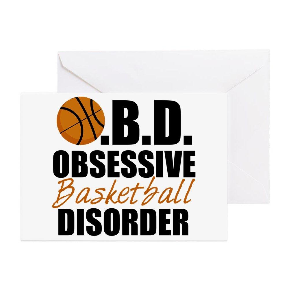 CafePress - Funny baloncesto - Tarjeta de felicitación ...