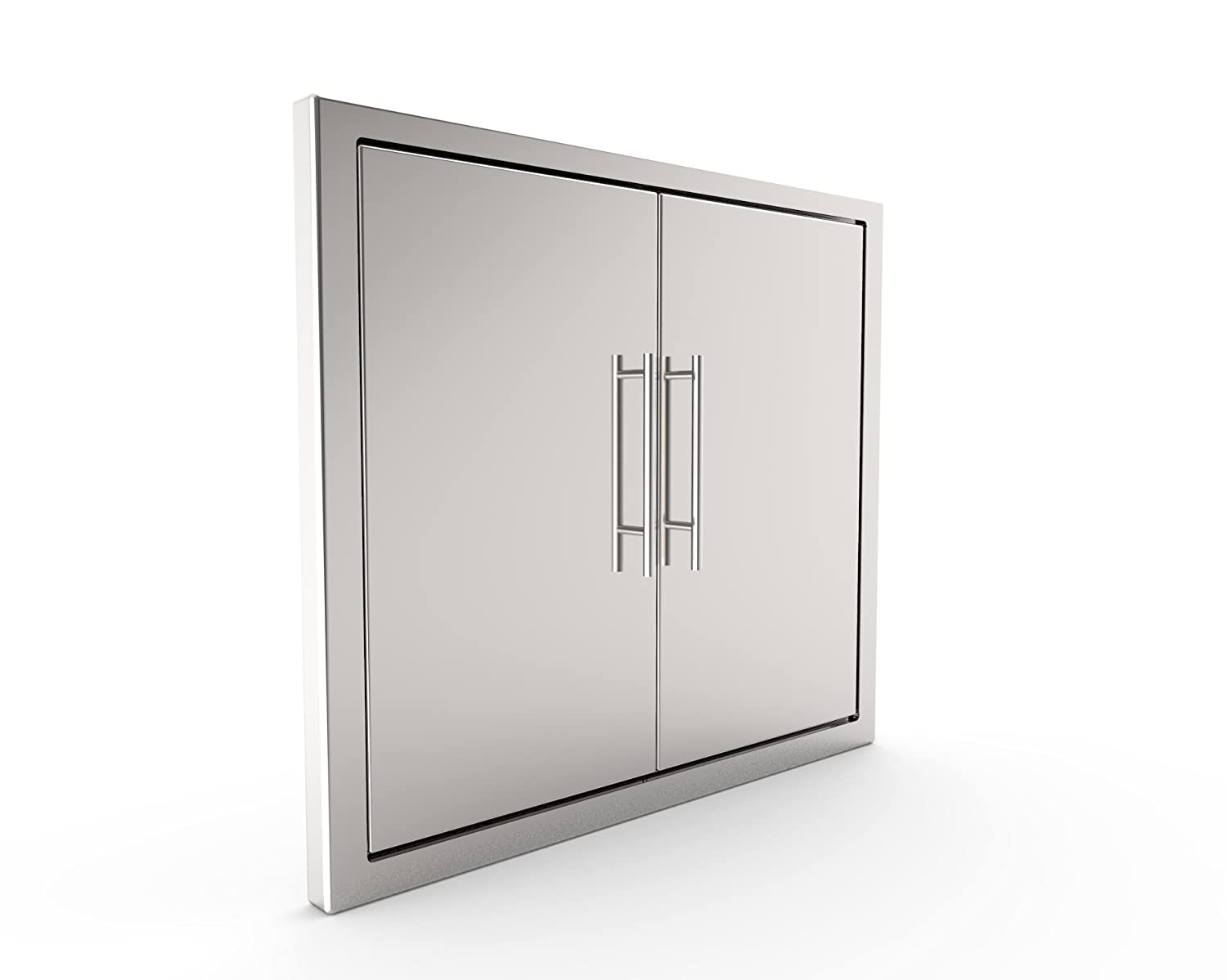 Amazon.com : BBQ ACCESS DOOR/ELEGANT NEW STYLE* 31 Inch 304 Grade ...