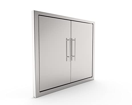 BBQ ACCESS DOOR/ELEGANT NEW STYLE* 31 Inch 304 Grade Stainless/ Steel Bbq  sc 1 st  Amazon.com & Amazon.com : BBQ ACCESS DOOR/ELEGANT NEW STYLE* 31 Inch 304 Grade ...