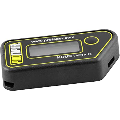 Pro Taper Wireless Hour Meter: Automotive