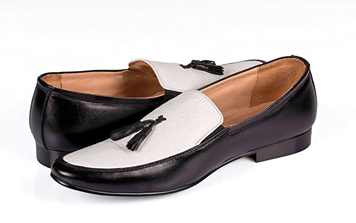 Vince&Nancy Handcrafted Genuine Patent Leather�