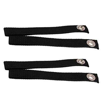 Hood Loop Anchor Straps Cajun Tie Downs Made in USA