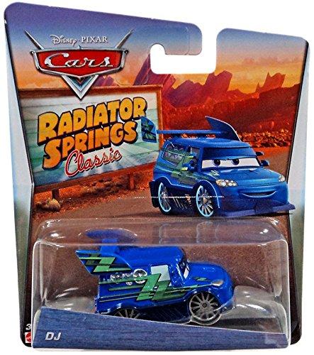 Disney/Pixar Cars Radiator Springs Classic DJ Exclusive Die-Cast Vehicle