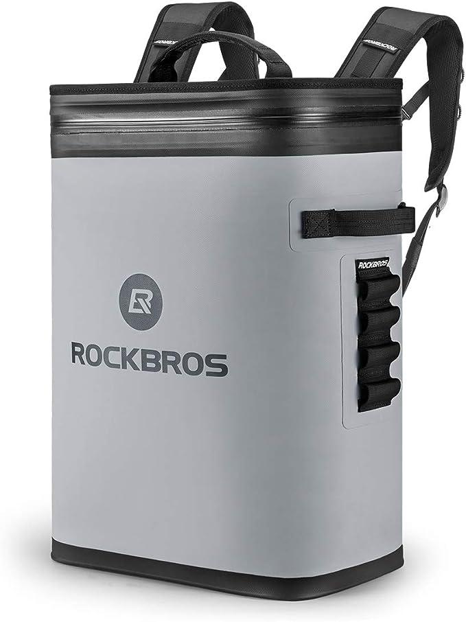 ROCKBROS Waterproof Cooler Box Picnic/&Outdoor Activities Camping Storage Bag