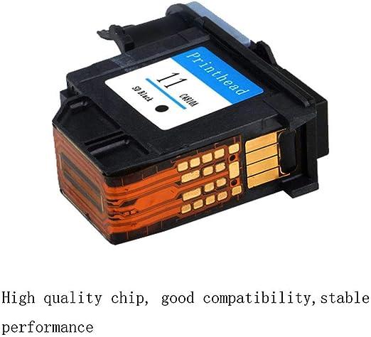 Teng® - Cabezal de impresión y Cartucho de Tinta HP 11 C4810A ...