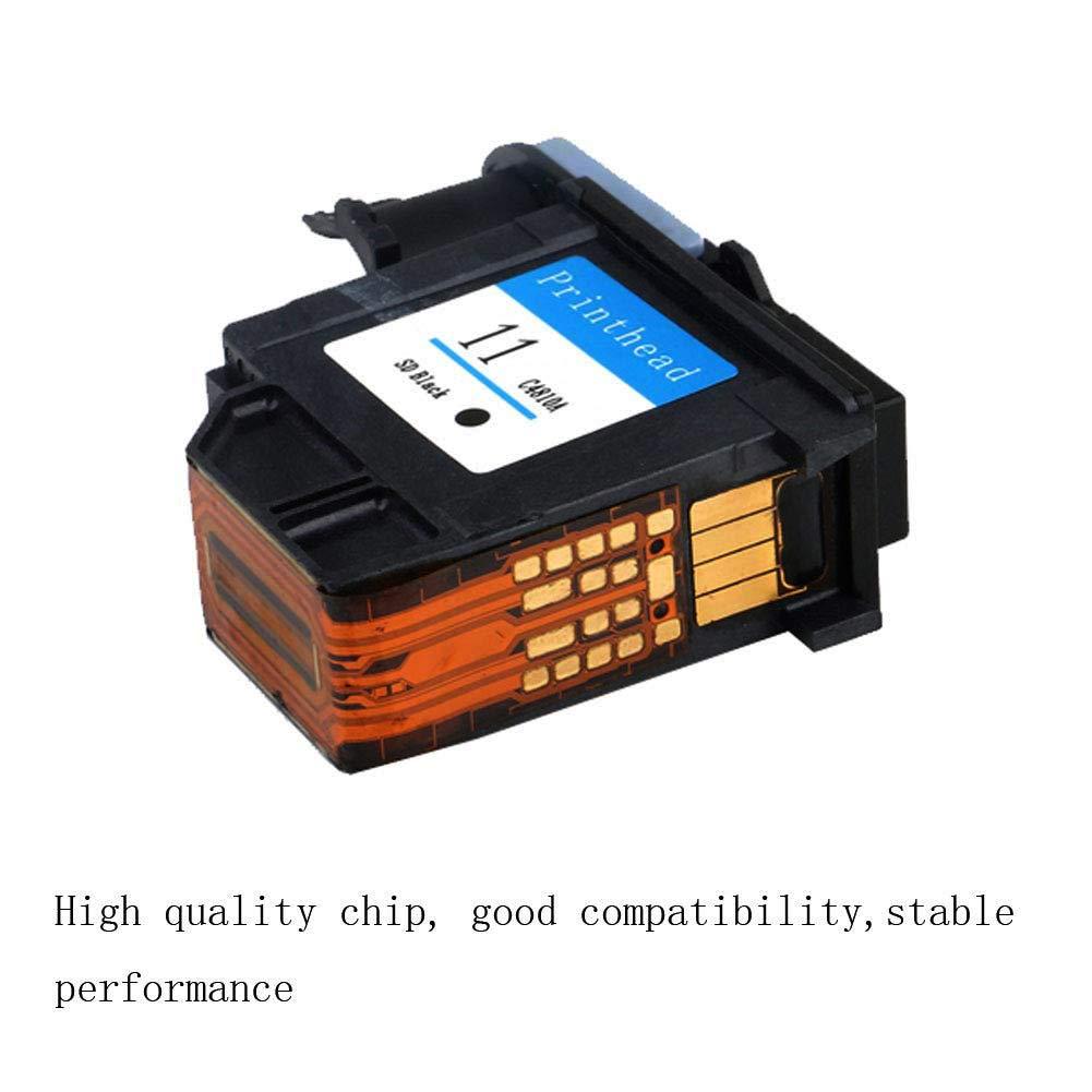 Cabezal de impresi/ón reacondicionado HP 11 C4813A Compatible con HP Business Inkjet 2200 2250 2280 2600 2800 HP Designjet 110 NR 10PS 20PS 50PS 500 800 Teng/®