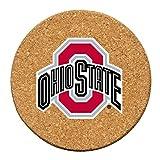 Thirstystone Ohio State University Cork Coaster Set
