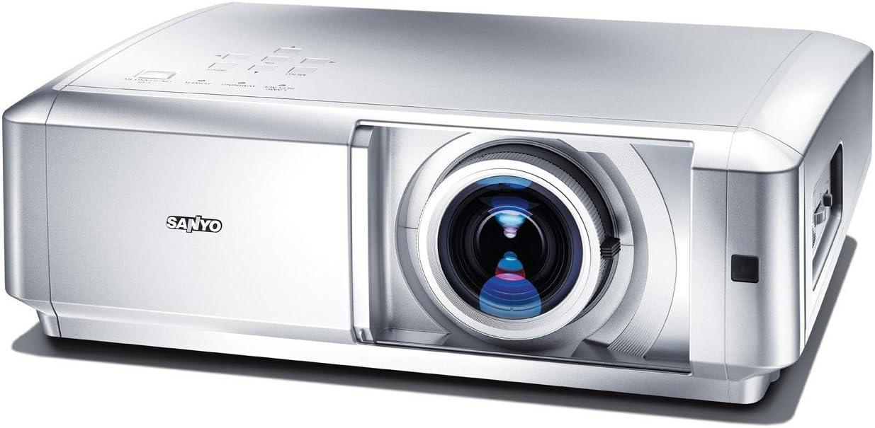 Sanyo PLV-Z5 - Proyector (1100 lúmenes ANSI, LCD, 1280 x 720 ...