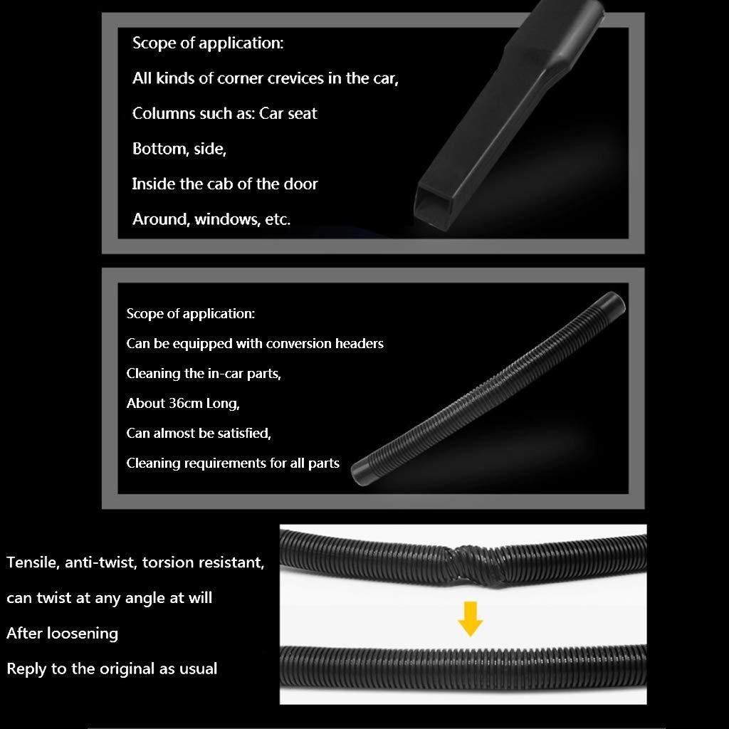 Auto-Staubsauger 120W Hochleistungs-24V-Lkw Nass Und Trocken Dual-Use-Handstromkabel L/änge 5 Meter Oder So Hostgr/ö/ße 34x11x10cm