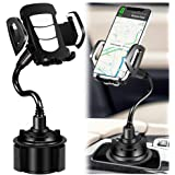 Car Phone Mount Phone Holder for car Compatible with iPhone 11/11 Pro/Xs/XS Max / 8/7 / 6, Google Pixel 3 XL, Samsung Galaxy