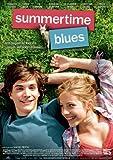 Summertime Blues Movie Poster (27 x 40 Inches - 69cm x 102cm) (1946) German -(François Goeske)(Sarah Beck)(Zoe Moore)(Karoline Eichhorn)(Alexander Beyer)(Christian Nickel)