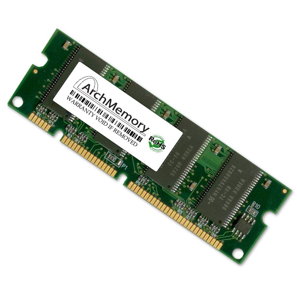 Arch Memory 128 MB (1 x 128 MB) Q9121A 128MB 100-Pin DIMM for HP Printers RAM