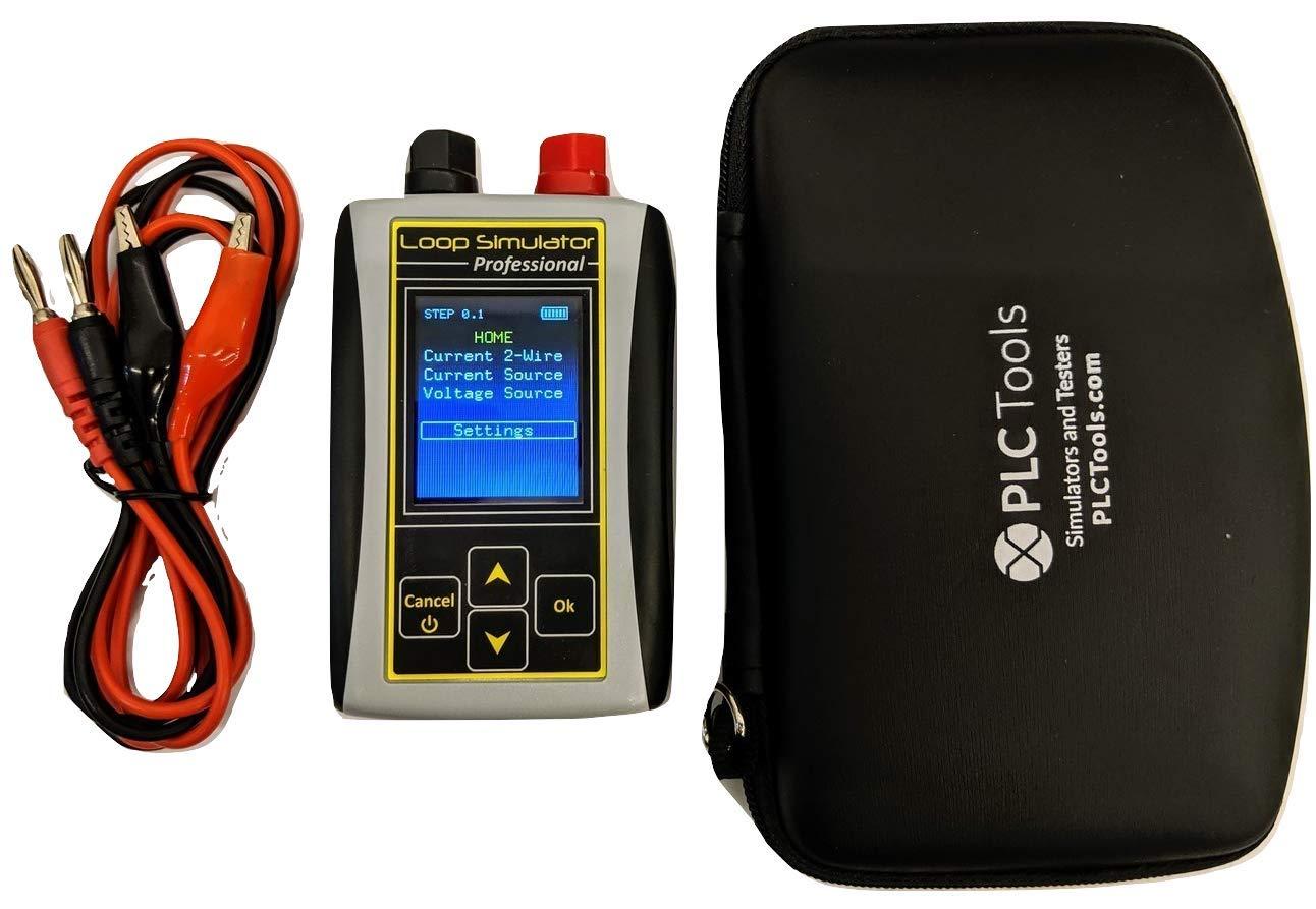 PLC Tools SIM-ALP2 Analog Simulator and Generator +/- 0-10VDC and 4-20mA by PLC Tools