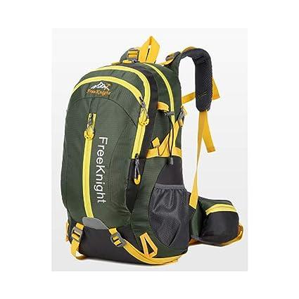 Haoyunlai Mochila, Bolsa de montañismo para Actividades al Aire Libre de Gran Capacidad, Bolsa