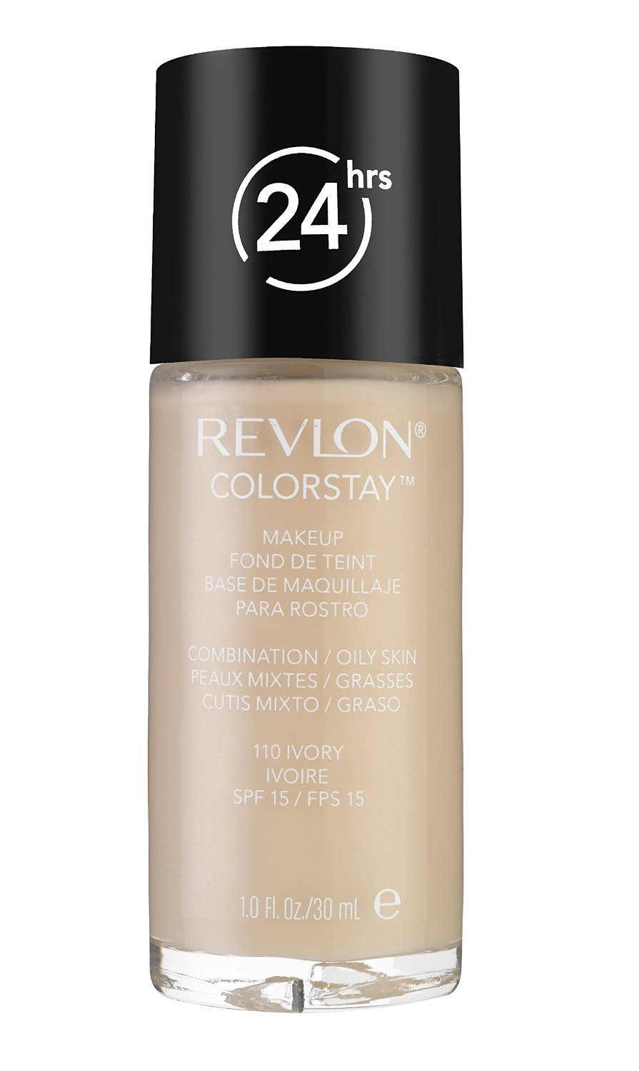 Revlon ColorStay Ivory Makeup For Combination Oily Skin - 2 per case.