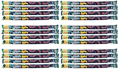 Nerds Rope Very Berry .92oz 24-Packs