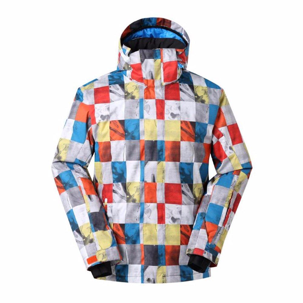 2018 Men's Japanese Style Winter Sports Outdoor Waterproof Snow Jacket Gsou Snow