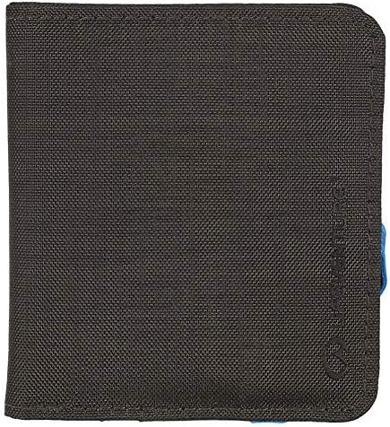 Lifeventure Unisex-Adult Grey RFID Compact Wallet