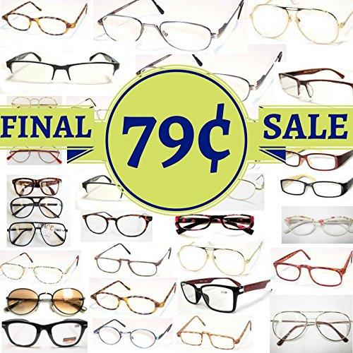 Wholesale Reading Glasses -105 for $0.79 - Bulk Order Readers (Assortment Glasses Reading)