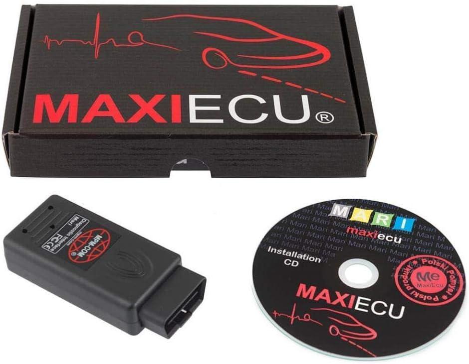 Interface de Diagnostic MPM-COM MaxiECU Compatible avec VAG Diagnostic Professionnel