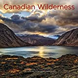 Canadian Wilderness 2018 7 x 7 Inch Monthly Mini Wall Calendar, Canada Scenic Nature