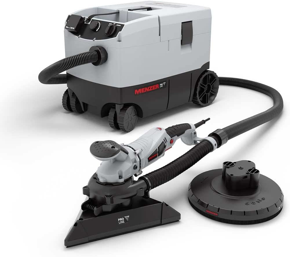MENZER Drywall Sander TSW 225 with